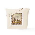 Vintage Bees (ts) Tote Bag