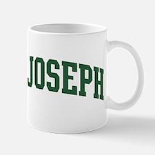 St Joseph (green) Mug