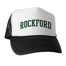Rockford (green) Trucker Hat