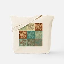 Welding Pop Art Tote Bag