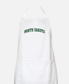 North Dakota (green) BBQ Apron