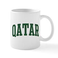 Qatar (green) Mug