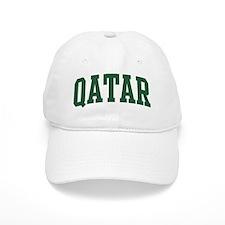 Qatar (green) Baseball Cap