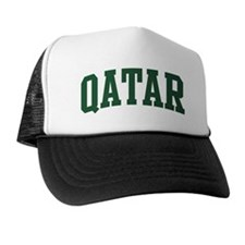 Qatar (green) Trucker Hat