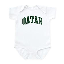 Qatar (green) Infant Bodysuit