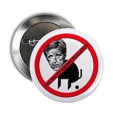 "No John Kerry Bullcrap 2.25"" Button (10 pack)"