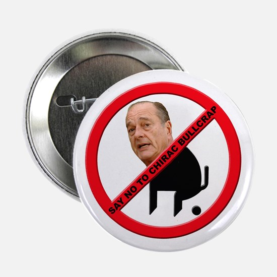 No Jacques Chirac Bullcrap Button