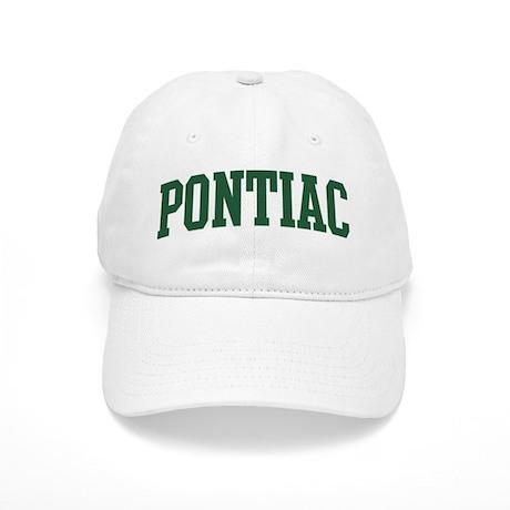 Pontiac (green) Cap