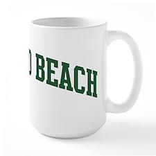 Pompano Beach (green) Mug