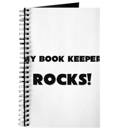 MY Bookkeeping Clerk ROCKS! Journal
