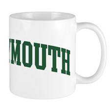 Plymouth (green) Mug