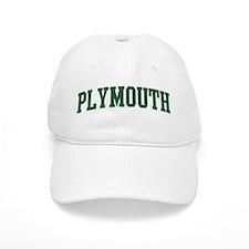 Plymouth (green) Baseball Cap
