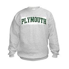 Plymouth (green) Sweatshirt