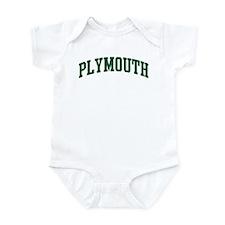 Plymouth (green) Infant Bodysuit