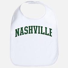 Nashville (green) Bib