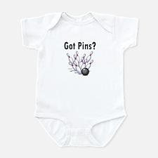 Got Pins? Infant Bodysuit
