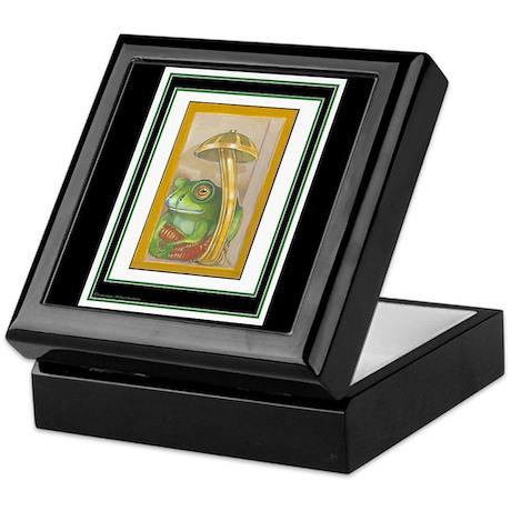 T. Meritous Toad Keepsake Box