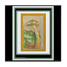 T. Meritous Toad Tile Coaster