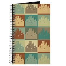 Urban Planning Pop Art Journal