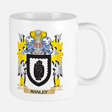 Manley Coat of Arms - Family Crest Mugs