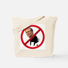 No Donald Rumsfeld Bullcrap Tote Bag