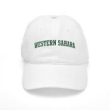 Western Sahara (green) Cap