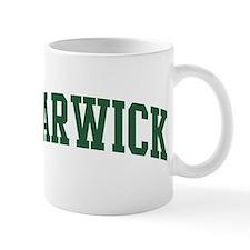 Warwick (green) Mug