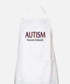 Autism, Vaccine Induced BBQ Apron