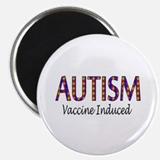 Autism, Vaccine Induced Magnet