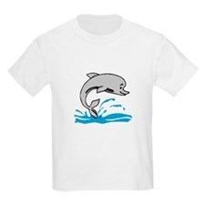 Jumping Dolphin T-Shirt