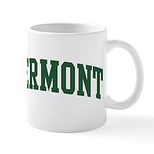 Vermont (green) Mug