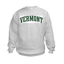Vermont (green) Sweatshirt