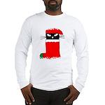 CHRISTMAS KITTY Long Sleeve T-Shirt