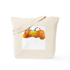 Halloween BrainWear Pumpkin Tote Bag