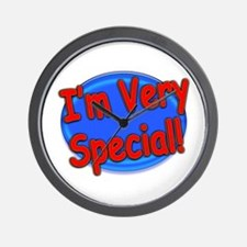 I'm Very Special Wall Clock
