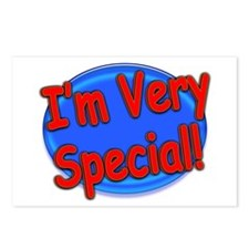 I'm Very Special Postcards (Package of 8)