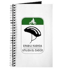 Use The Helmet, Spain Journal