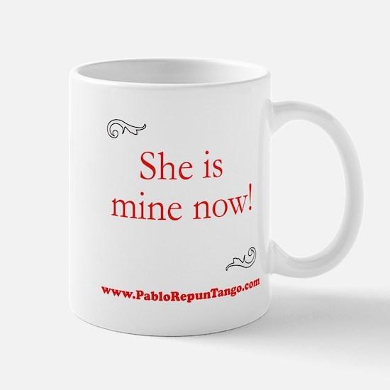 She is mine now! Mug