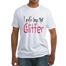 Prefer boys that Glitter Shirt