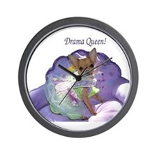 Cute Tinkerbell Wall Clock
