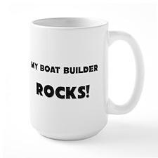 MY Boat Builder ROCKS! Mug