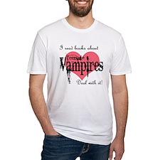 books about teenage Vampires Shirt