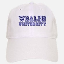 Whalen last Name University Baseball Baseball Cap