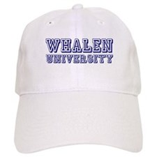 Whalen last Name University Baseball Cap