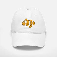 Cute Clown Fish Baseball Baseball Cap
