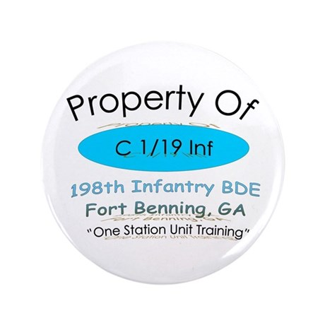"""Prop of C 1/19 3.5"""" Button"""