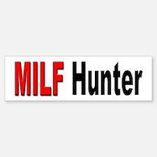 MILF Hunter Bumper Sticker for MILF Hunters