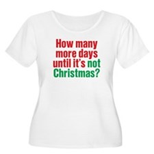 Not Christmas T-Shirt