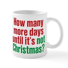 Not Christmas Mug