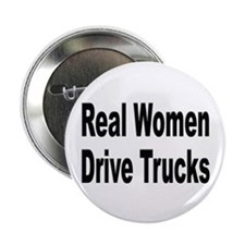 Real Women Drive Trucks Button